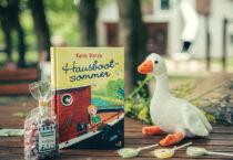 Kinderbuch Lesung im Strandkorb